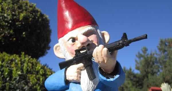 Combat Gnome