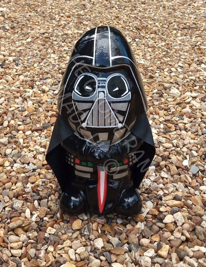 Darth Vader Gnome