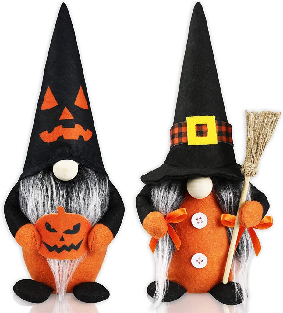 Scandinavian Halloween Gnomes